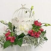 dekoracje kwiatowe na wieczór panieński