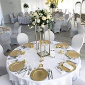 dekoracje na przyjęcie weselne