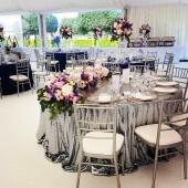 Dekoracje na ślubie