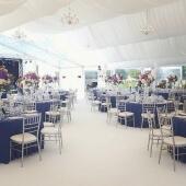 Pawilon na ślubie
