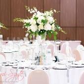stoły weselne dekoracje