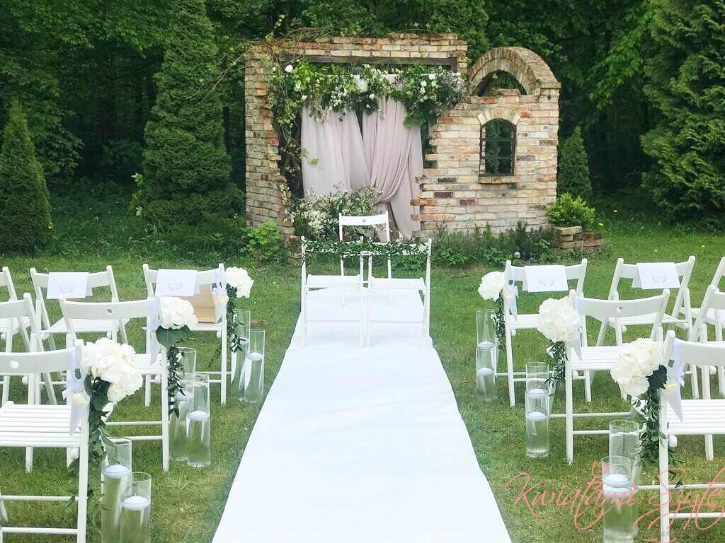 wesele w Pałacu Łąkomin
