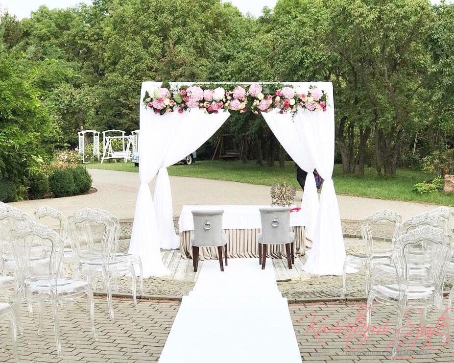 wesele w kwiatach